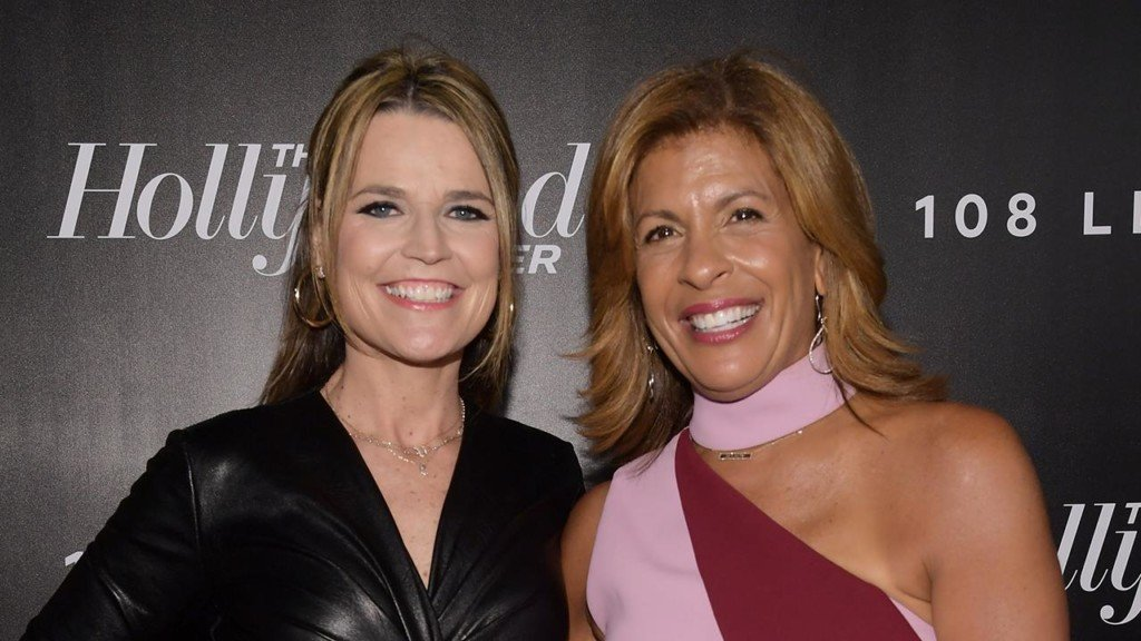 Hoda Kotb and Savannah Guthrie don't think Matt Lauer is planning a comeback