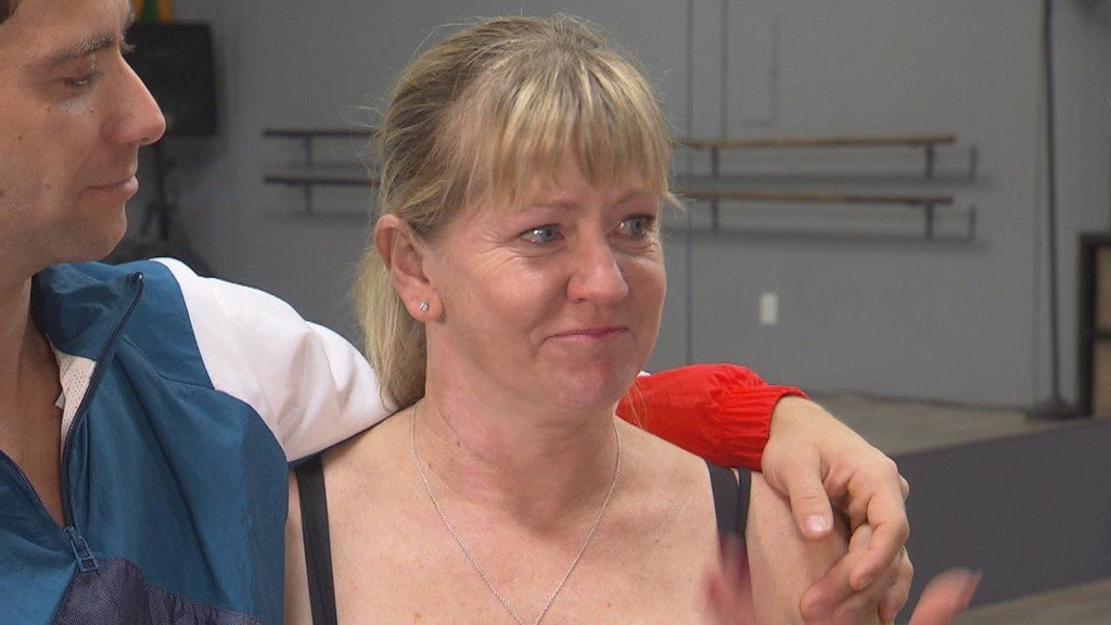 Tonya Harding gets emotional during 'Dancing with the Stars' rehearsals