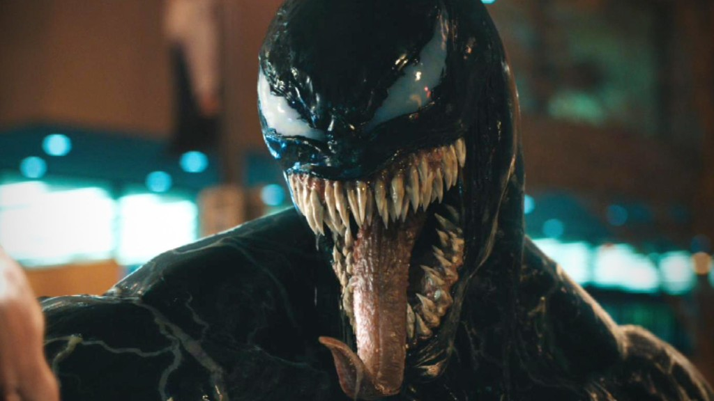 New 'Venom' trailer! Tom Hardy brings the chills with freaky transformation