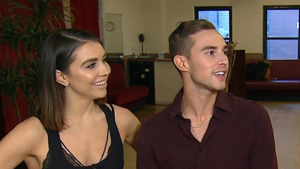 Adam Rippon reveals how he plans to win Dancing with the Stars
