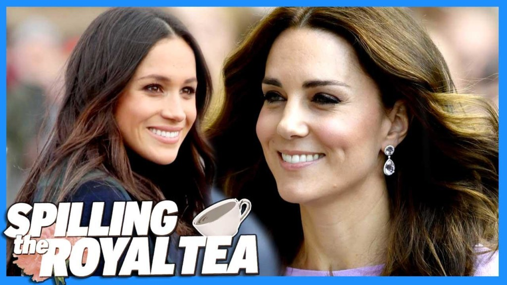 Meghan Markle and Kate Middleton:Everything we know about their relationship