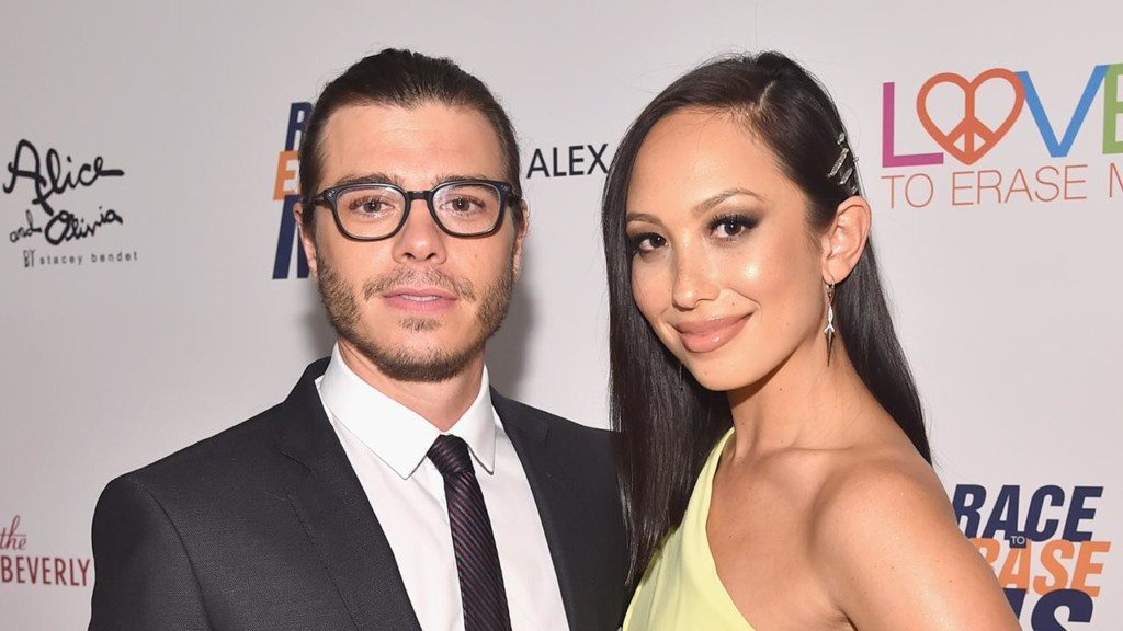 DWTS' Cheryl Burke and Matthew Lawrence are engaged!