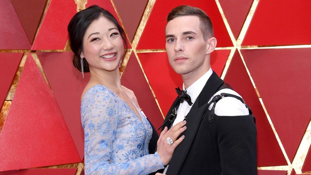 'Dancing with the Stars' Adam Rippon & Mirai Nagasu earn first perfect 10s