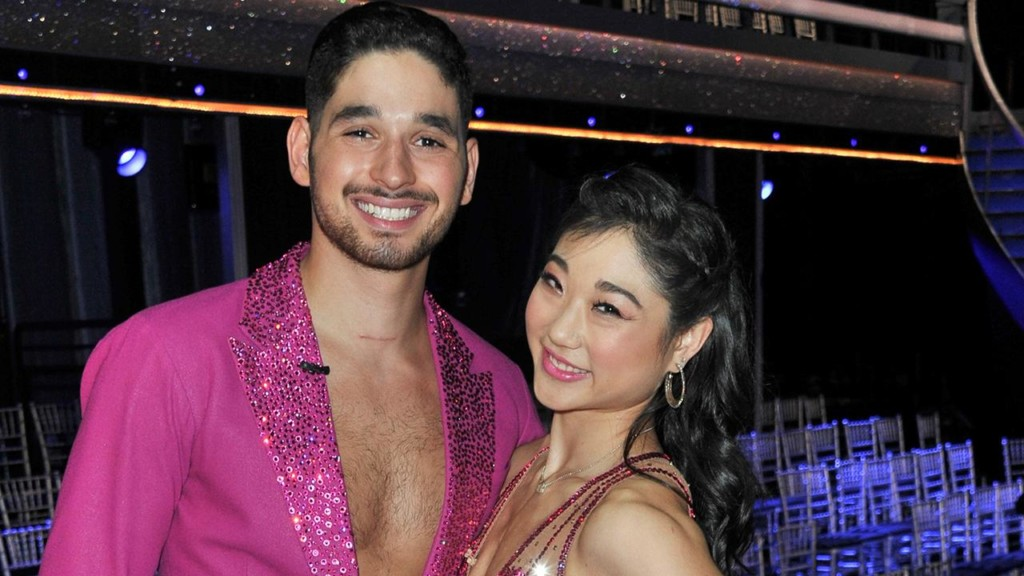 'DWTS':Mirai Nagasu on her surprising elimination