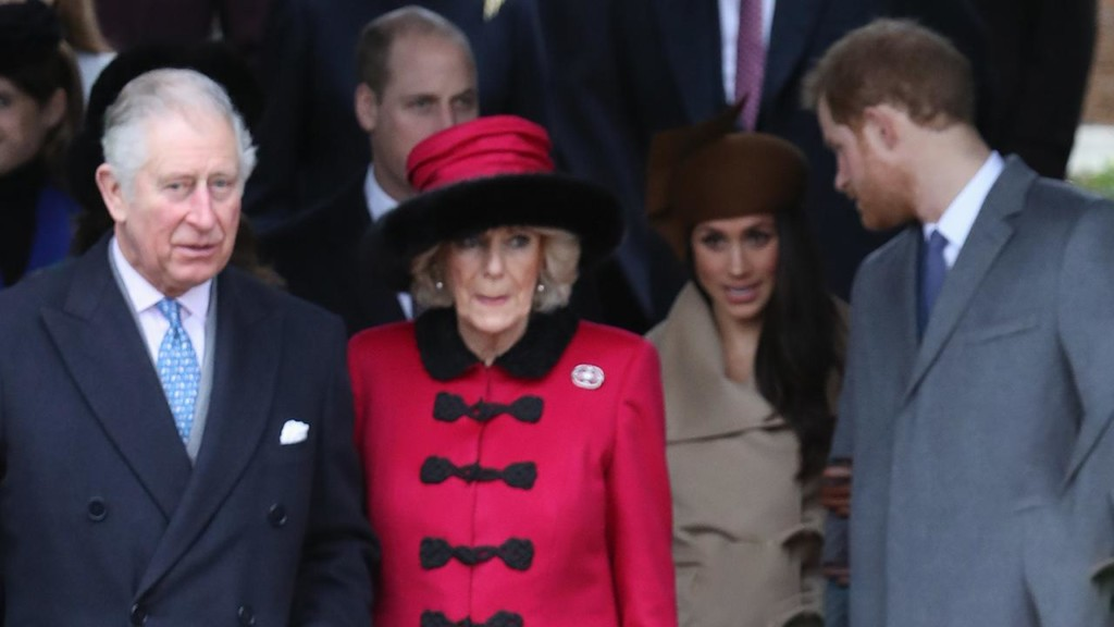 How the Royal Family is handling the Thomas Markle scandal