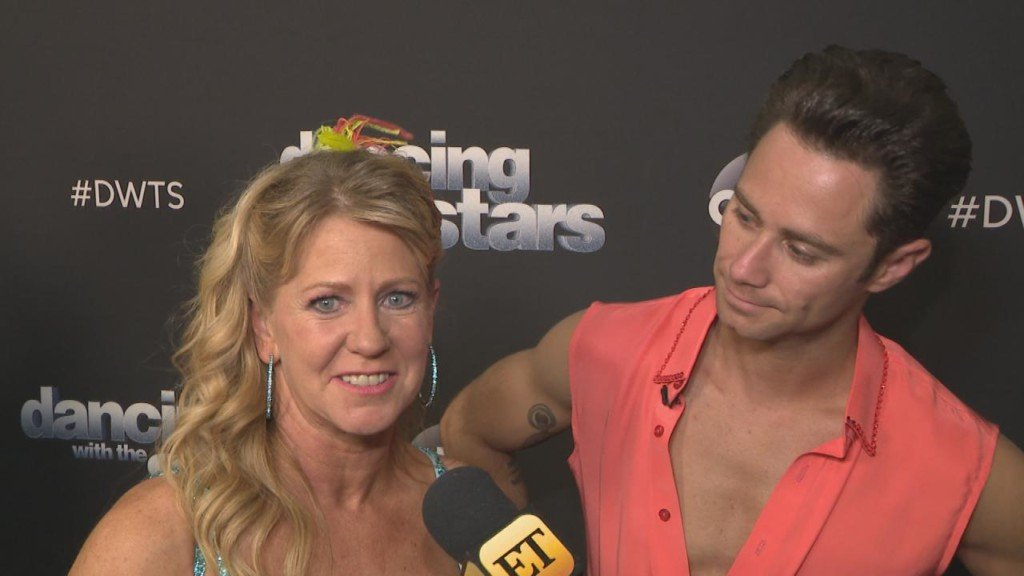 Tonya Harding on 'Truly Amazing' journey to the 'DWTS' finale