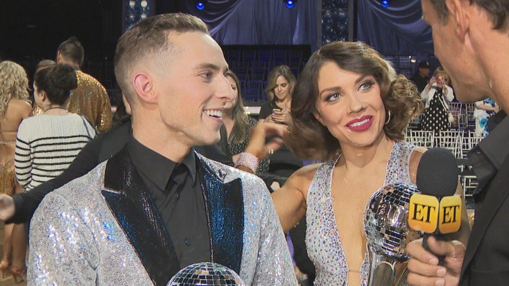 'Dancing with the Stars:Athletes' why wasn't second place announced?