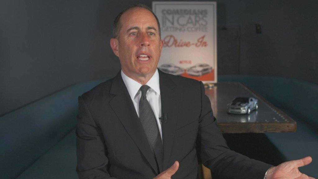 Jerry Seinfeld on why Roseanne Barr shouldn't have been fired