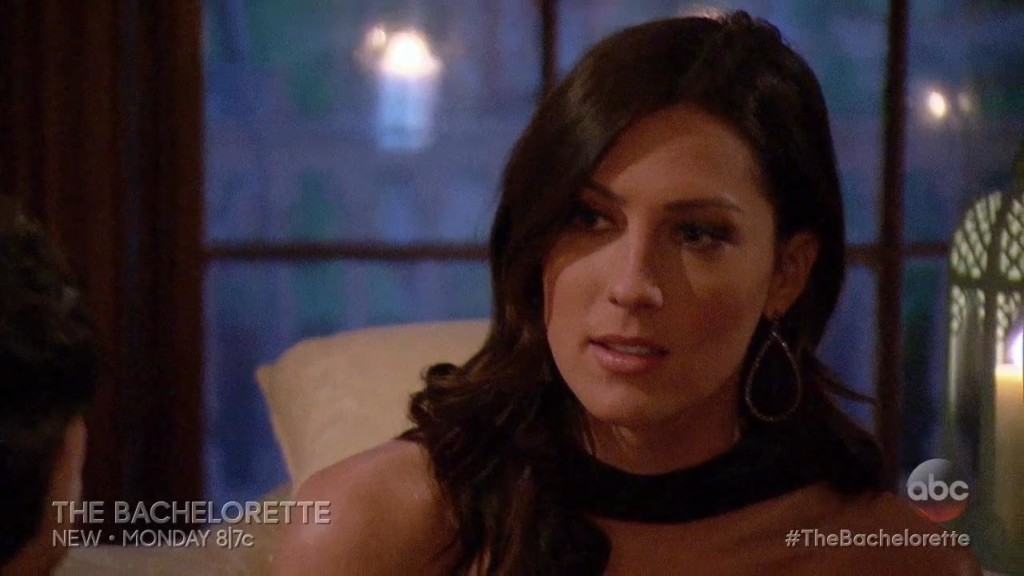 'The Bachelorette:' Becca confronts allegedly 'aggressive, abusive' contestant