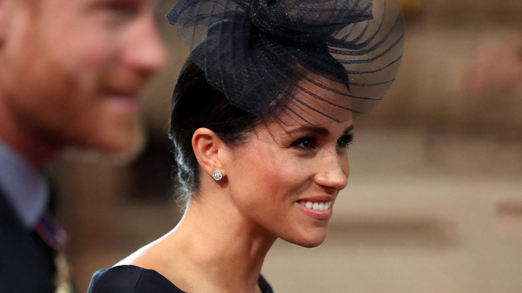 Meghan Markle admits to missing 'Suits'