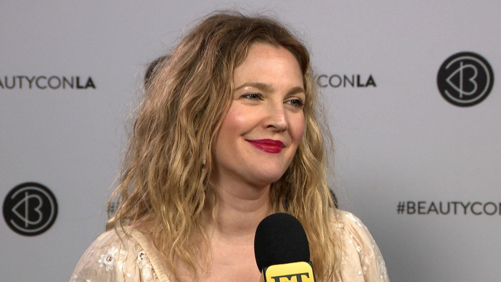 Drew Barrymore says she's single and has left dating apps