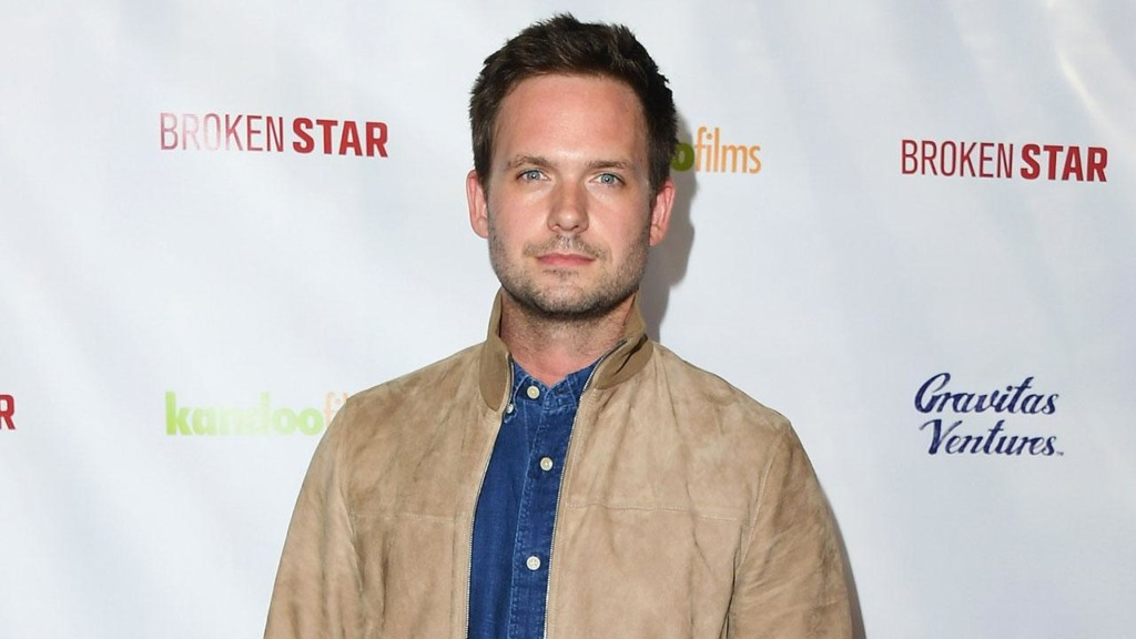 Patrick J. Adams says Meghan Markle is 'about to rule the entire world'