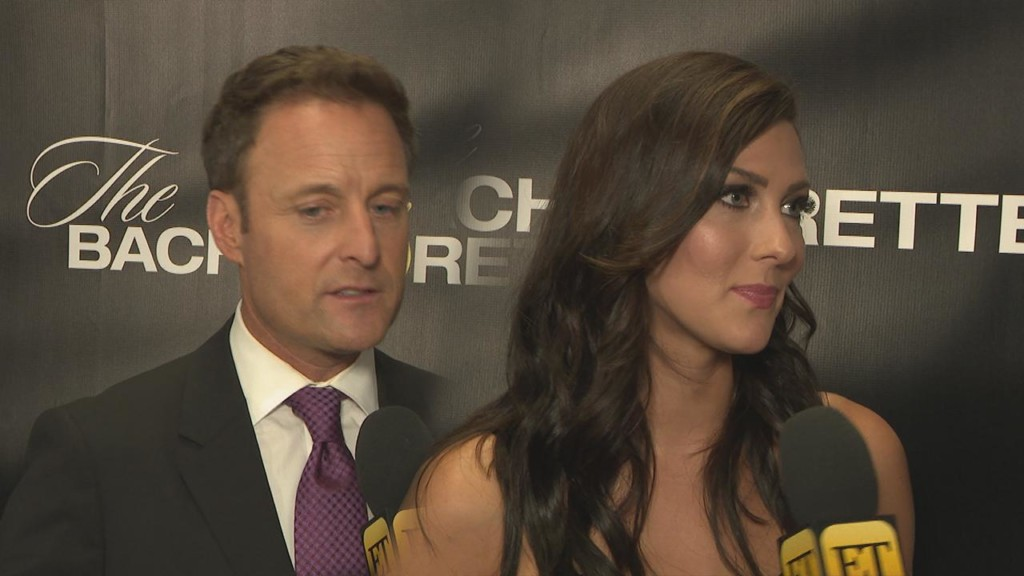Chris Harrison says he 'lost total control' during wild 'The Bachelorette:Men Tell All'
