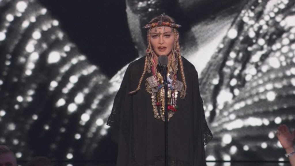 Madonna responds to backlash following her Aretha Franklin tribute at VMAs