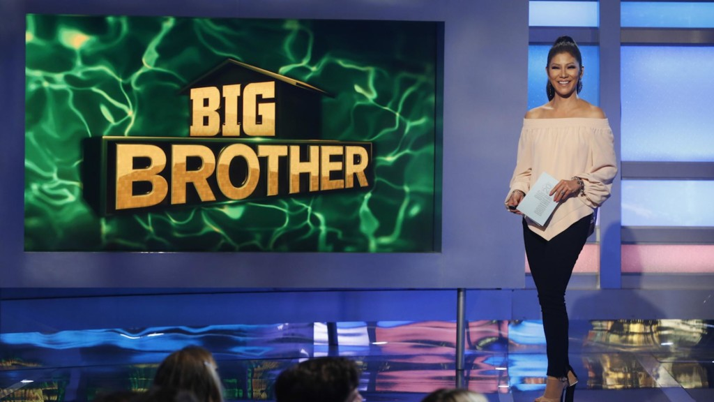 "Watch Julie Chen sign off ""Big Brother"" as Julie Chen Moonves"