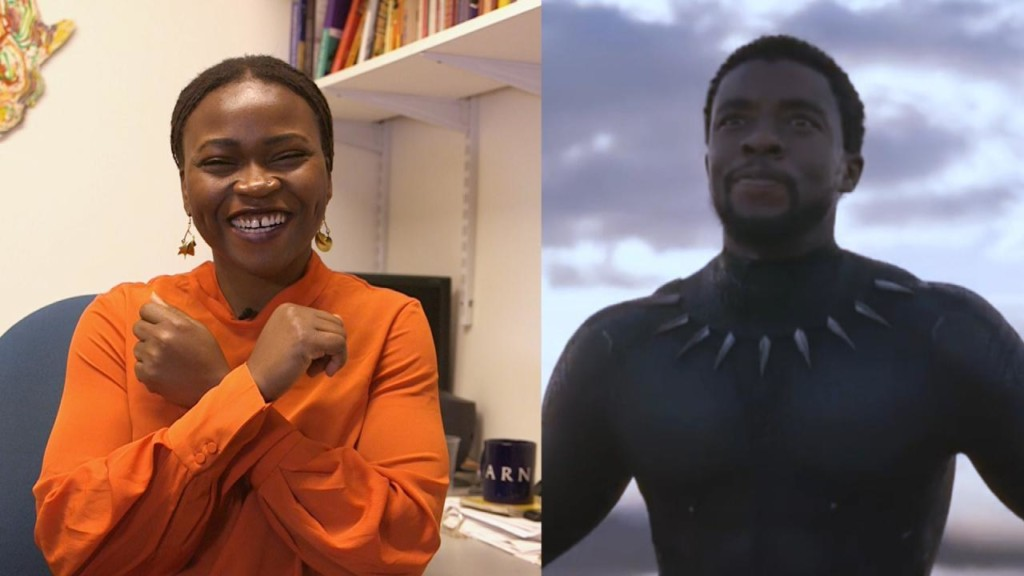 Is Wakanda real?