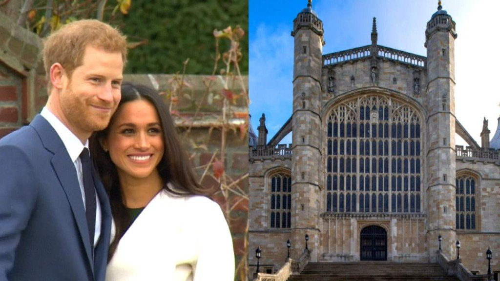 Meghan Markle and Prince Harry invite 2,600 public guests to Royal Wedding