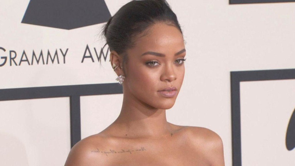 Rihanna claps back at Snapchat for ad featuring Chris Brown