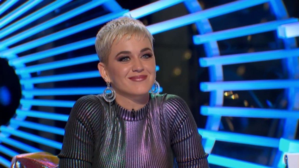 Is Katy Perry flirting too much on American Idol?