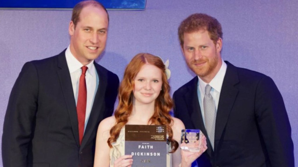 Kindness helps Canadian teen score invite to the Royal Wedding