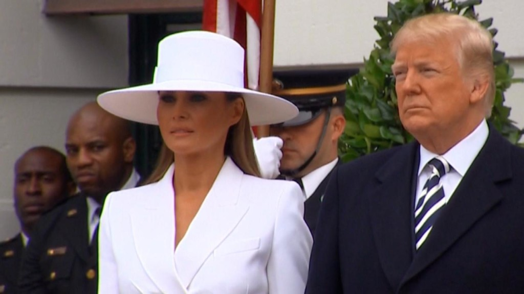 Meet the designer who created Melania Trump's hat