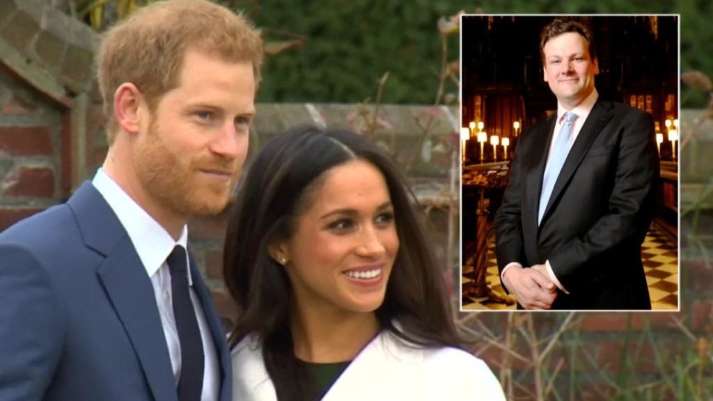 Meghan Markle and Prince Harry name wedding performers