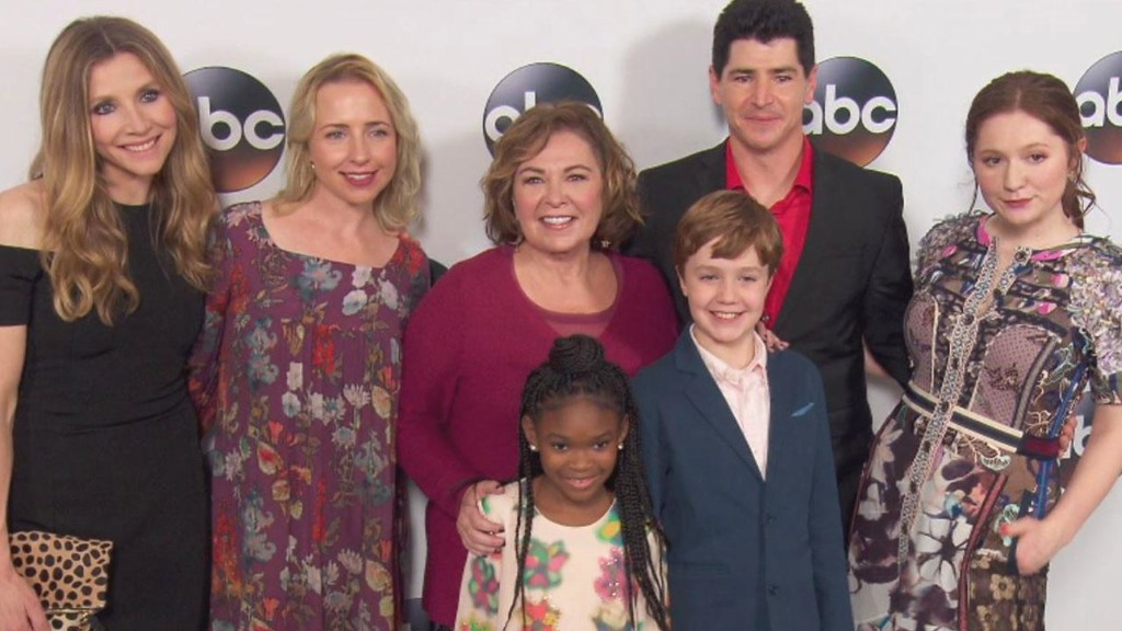 These breakout stars of 'Roseanne' now out of job