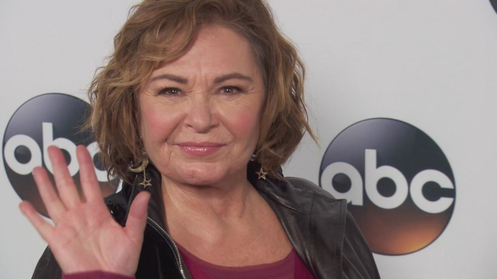 Roseanne Barr says she's giving up Ambien