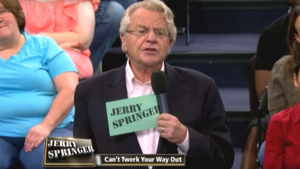 Why 'The Jerry Springer Show' has halted productions after 27 years