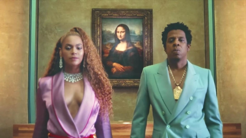 How Beyonce and Jay-Z secretly filmed music video at The Louvre