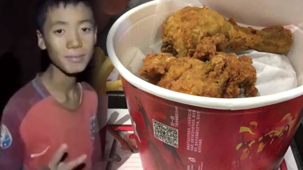 Friends of rescued boys want to celebrate with KFC