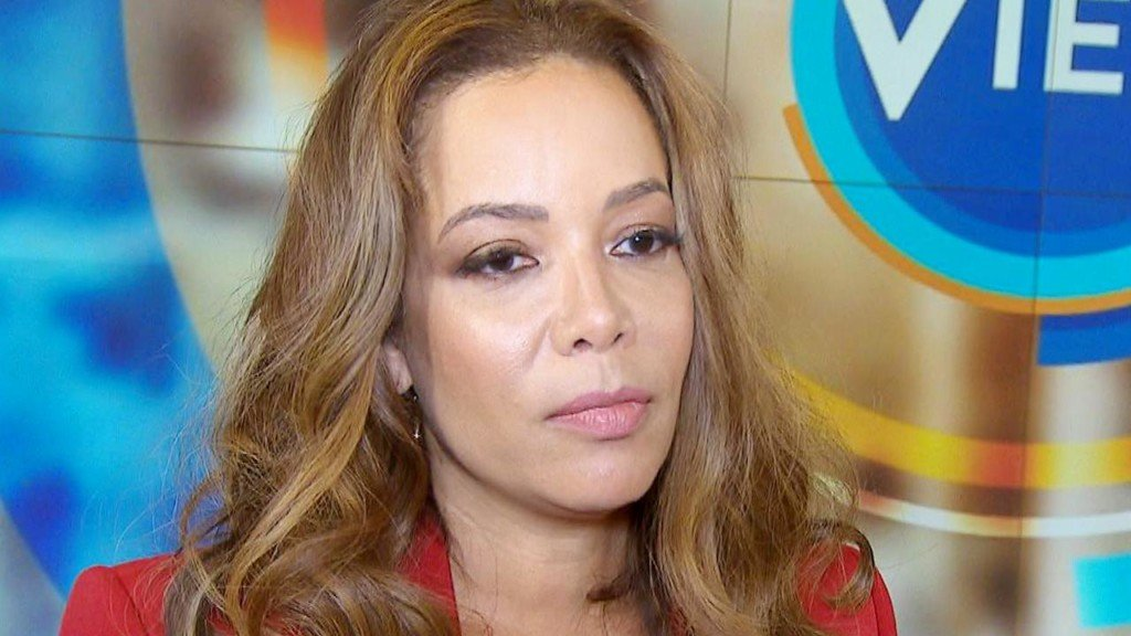 "'The View""s Sunny Hostin claims she's a victim of racial taunts"
