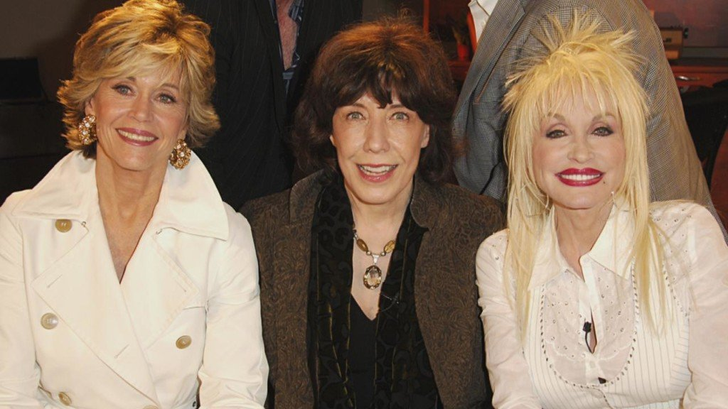Where Jane Fonda, Dolly Parton and Lily Tomlin are 38 years after '9 to 5'