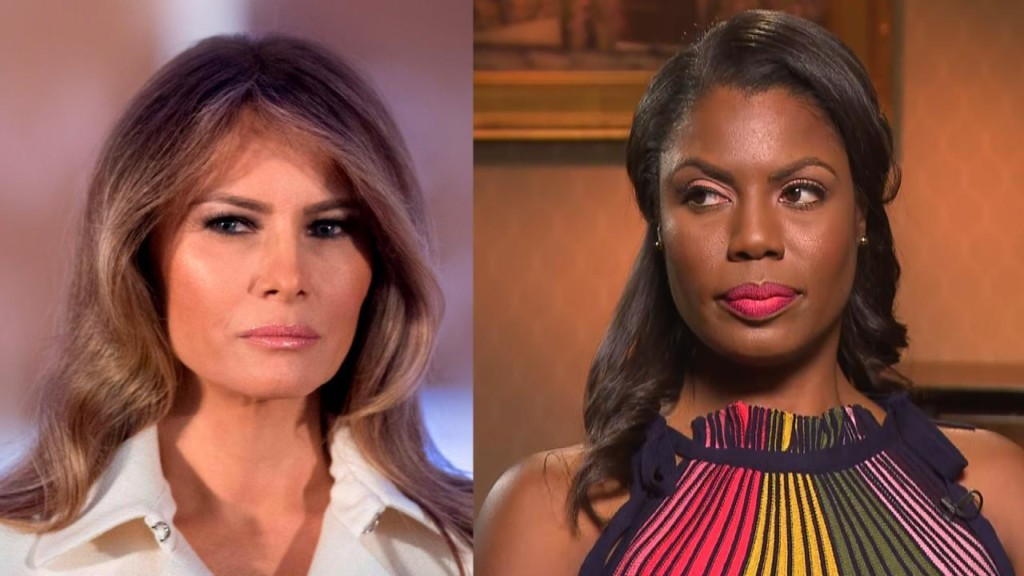 Omarosa says Melania wants to divorce Trump