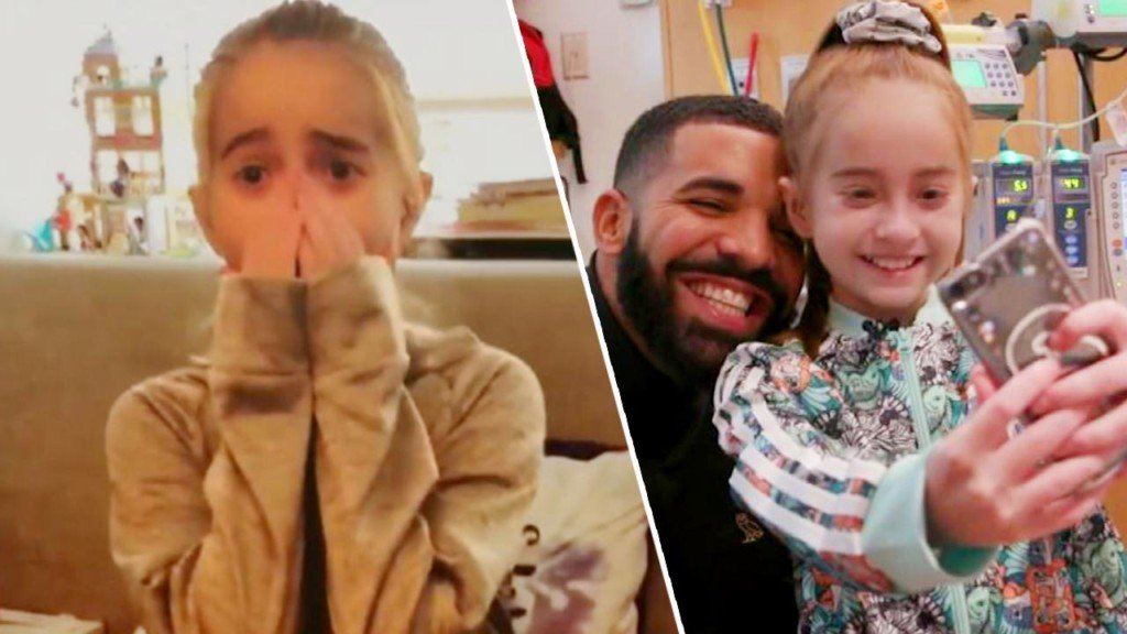 11 year-old who met Drake to receive new heart