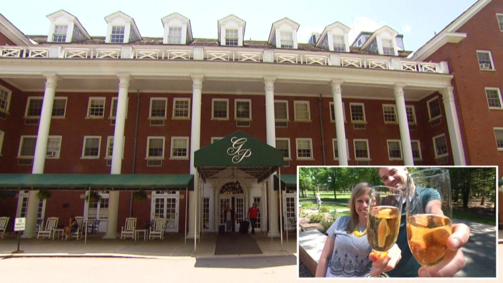 Divorce hotel helps couple end their marriage over a weekend