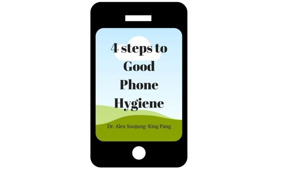 Four steps to better phone hygiene
