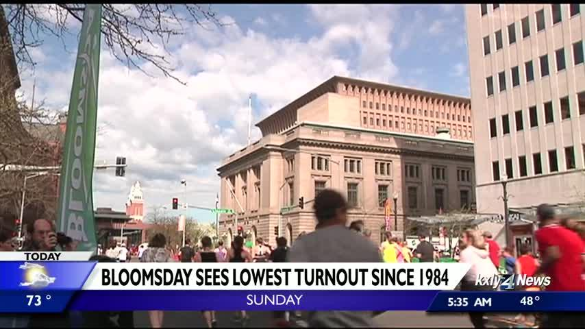35,233 people cross Bloomsday finish line, lowest turnout in 35 years
