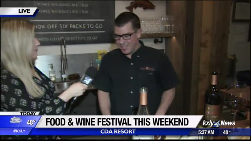 Tickets going fast for the Coeur d'Alene Resort's Food and Wine Festival