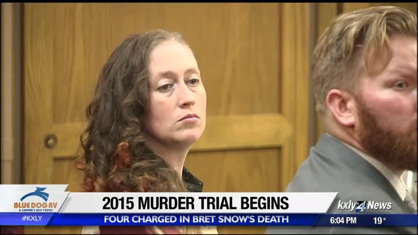 37-year-old woman found guilty in murder of Bret Snow