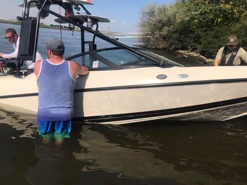 Franklin County Sheriff's Office: Low river levels a danger to boaters