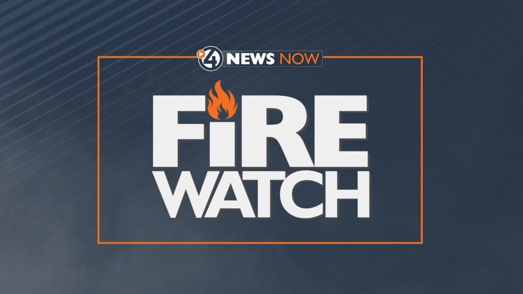 Grant County fire forces Level 1 evacuations