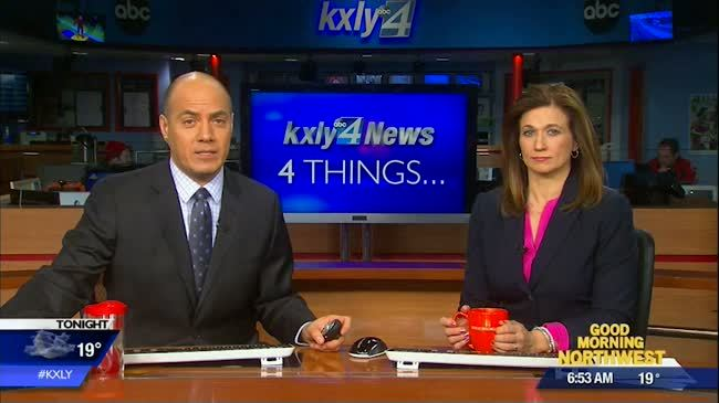 4 Things to Know for Feb. 13th