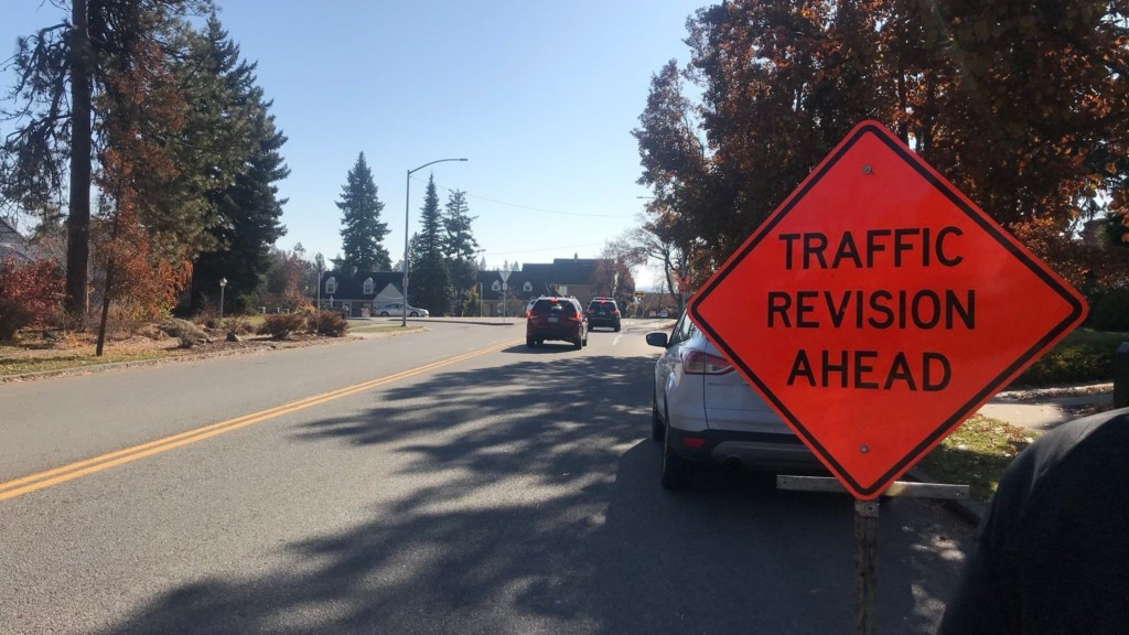 New stop sign causing headaches for some South Hill drivers