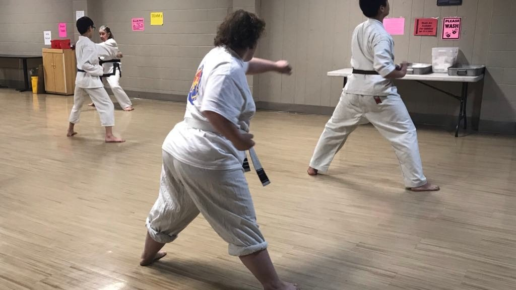 Miracle Monday: Woman born with heart defect, down syndrome sets sights on taekwondo yellow belt