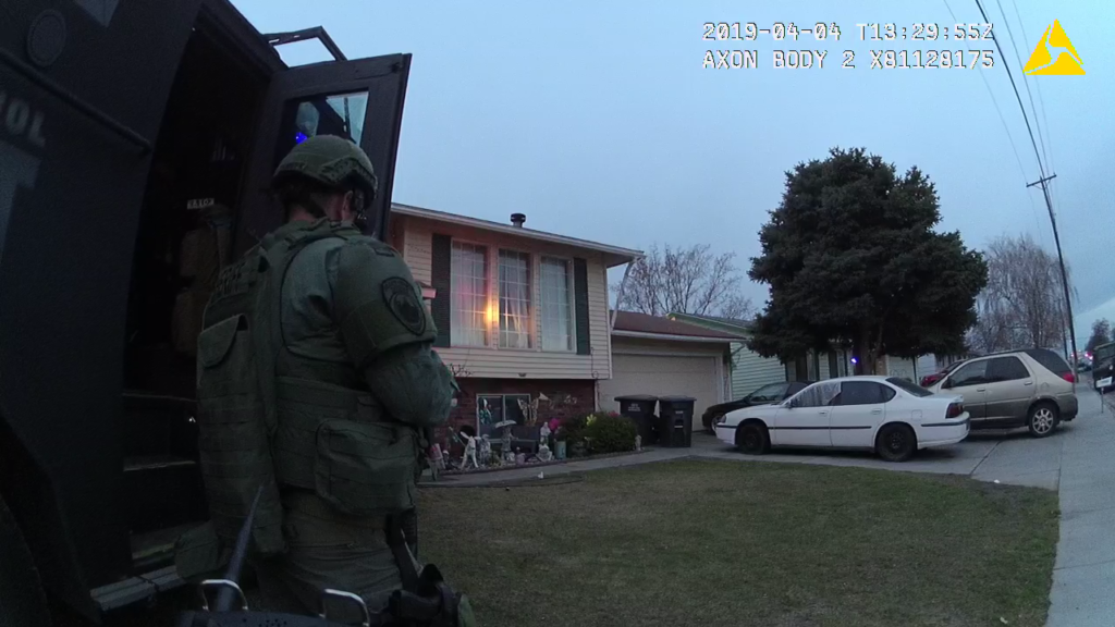 SWAT arrests Moses Lake woman on drug charges for second time in four months