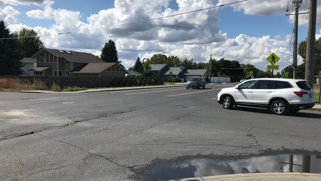 Spokane County planning roundabout at 57th and Freya, other major projects