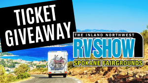 Inland NW RV Show Ticket Giveaway