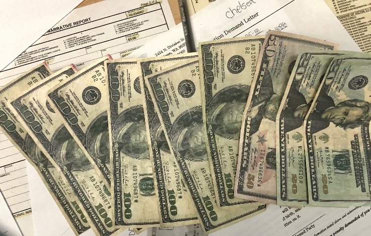 Employees at Spokane's General Store seeing more counterfeit bills than usual