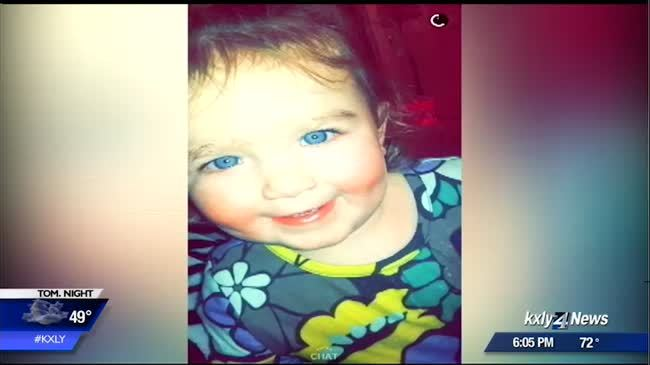 Adalynn Holt's mother gives tearful testimony in court